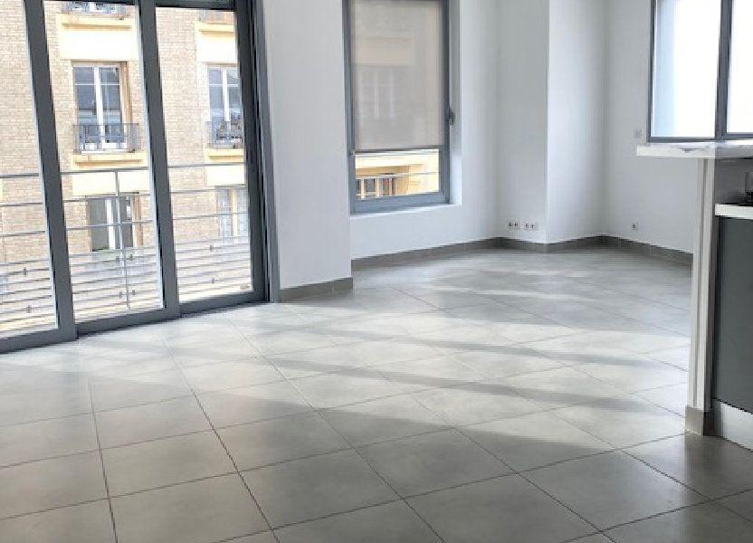 Appartement a louer boulogne-billancourt - 4 pièce(s) - 91 m2 - Surfyn