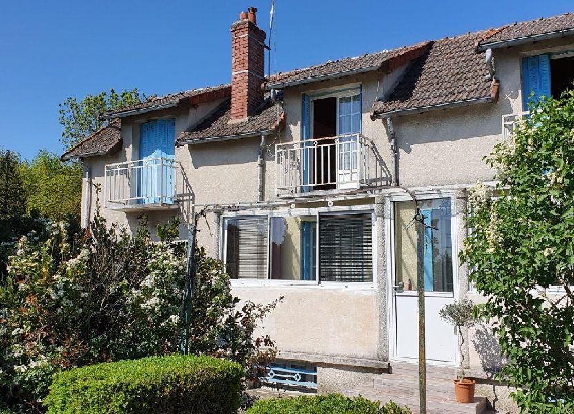 Maison à vendre 122m2 à Vernou-la-Celle-sur-Seine