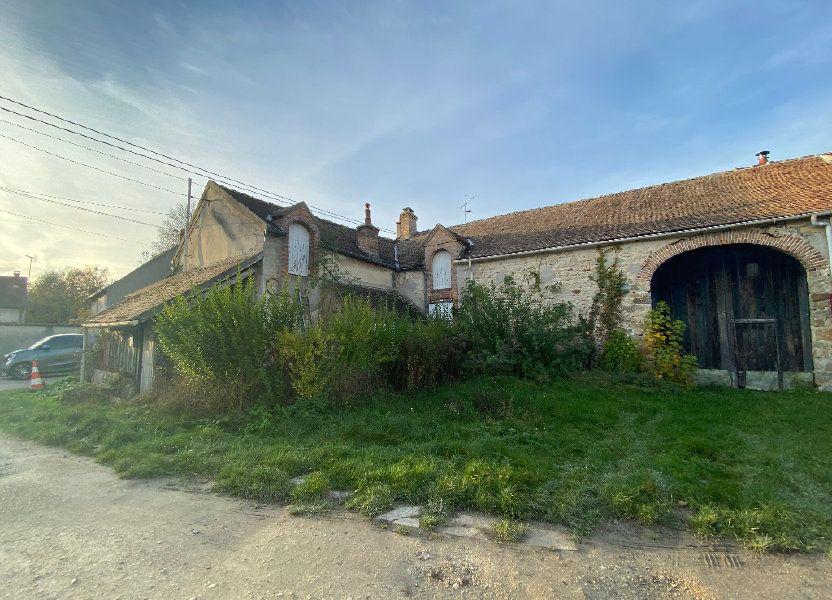 Maison à vendre 60m2 à Villemer