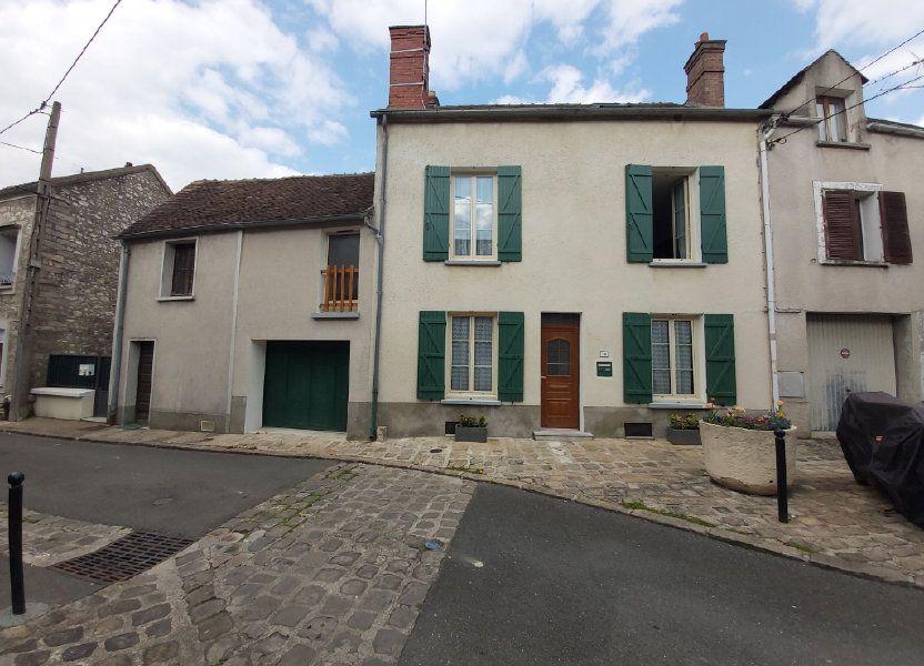 Maison à vendre 105m2 à Moret-sur-Loing