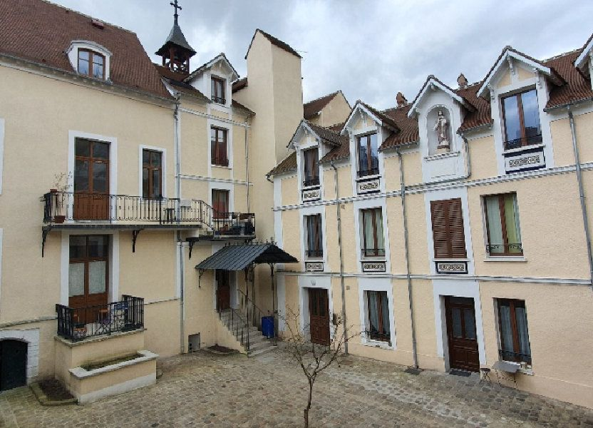 Appartement à louer 49m2 à Moret-sur-Loing