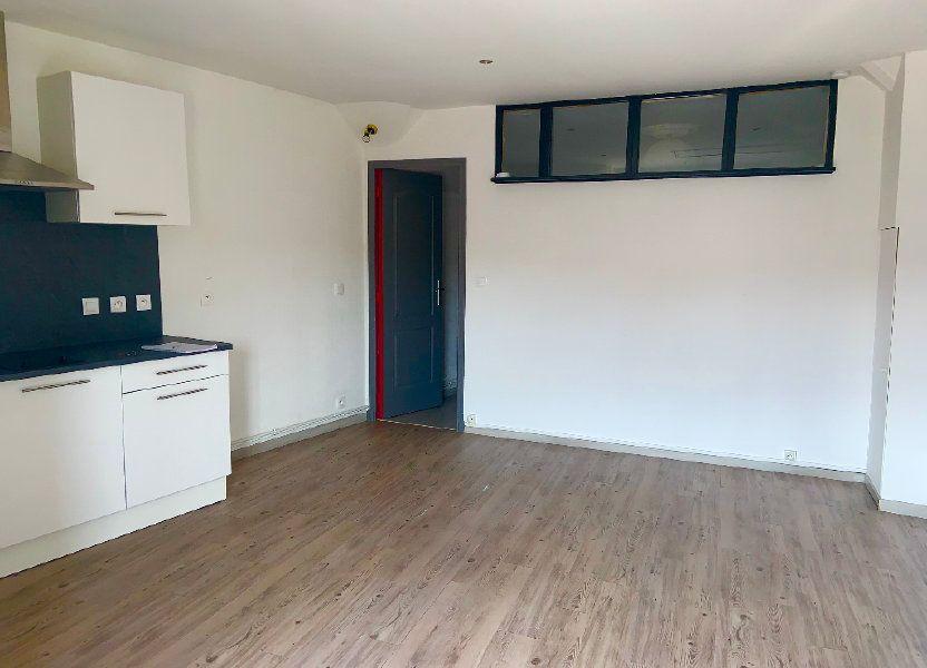 Appartement à louer 34.37m2 à Écuelles