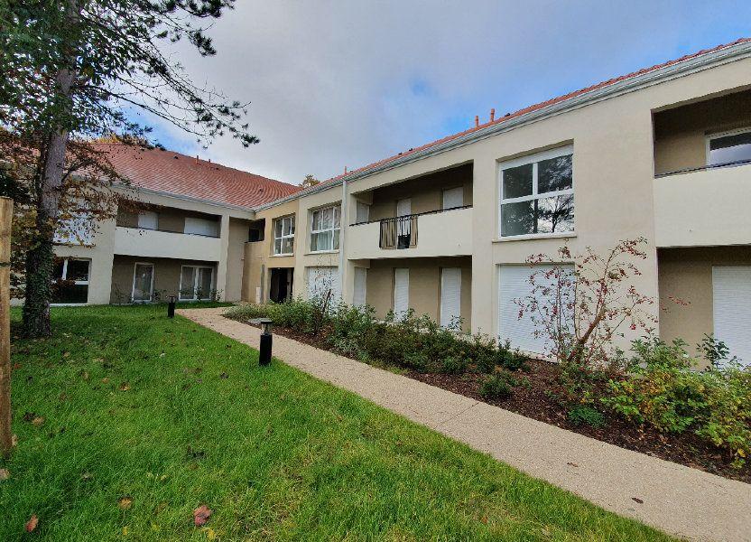 Appartement à louer 39.14m2 à Veneux-les-Sablons