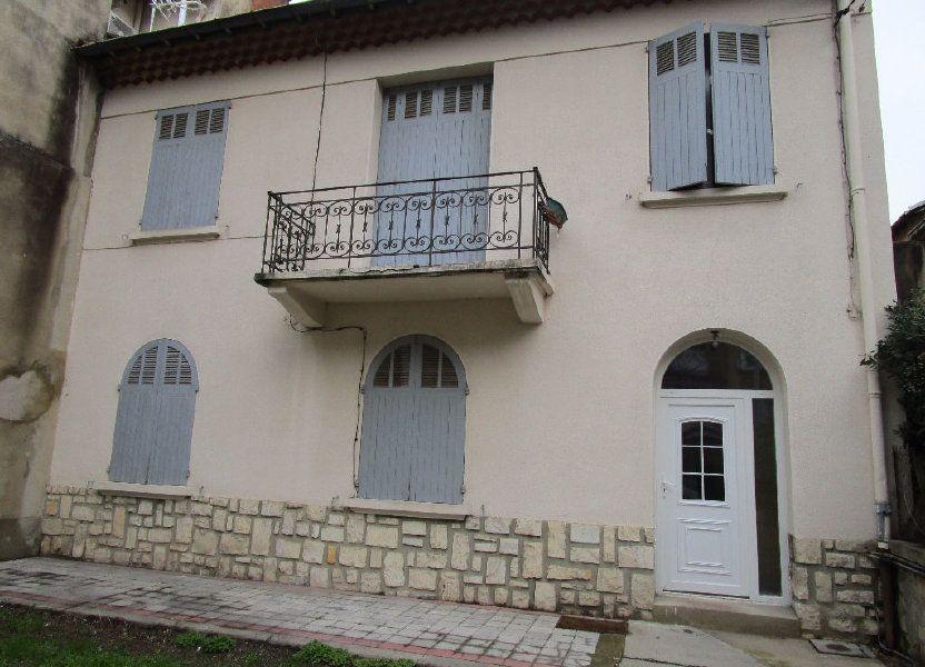 Appartement à louer 47.59m2 à Avignon