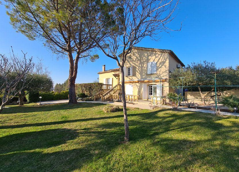 Maison à vendre 153m2 à Morières-lès-Avignon