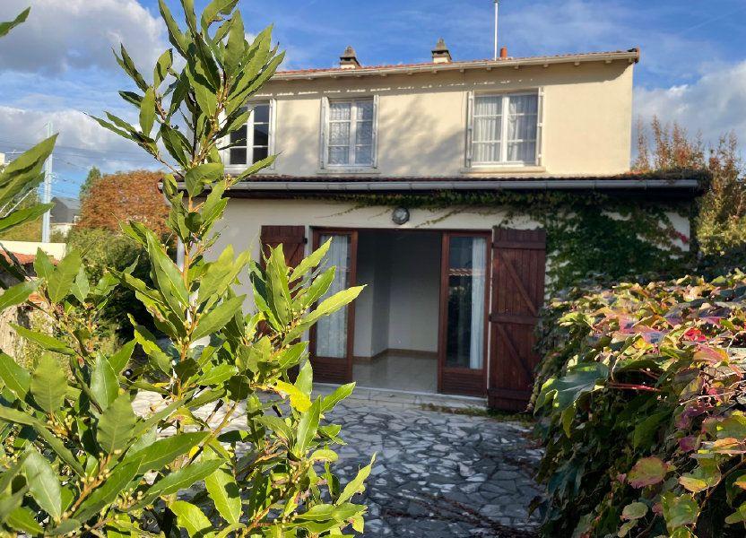 Maison à vendre 90m2 à Saint-Maur-des-Fossés