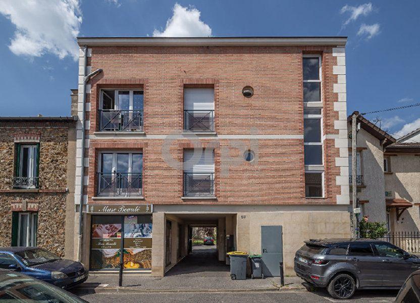 Appartement à vendre 57.66m2 à Maisons-Alfort