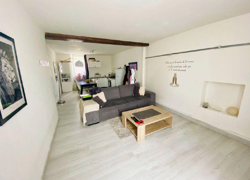 Appartement à vendre 55m2 à Pont-Évêque