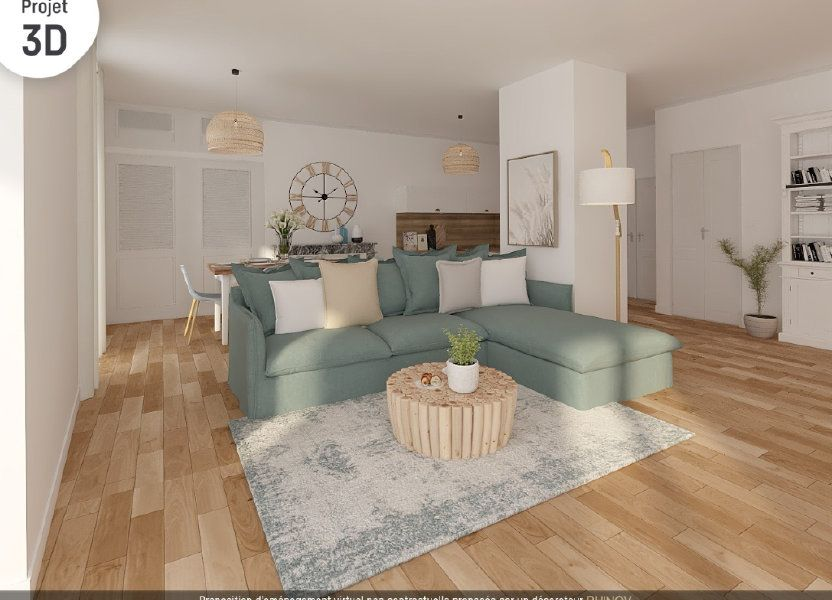 Appartement à vendre 112m2 à Vienne