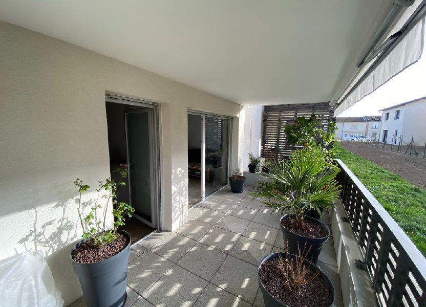 Appartement à vendre 87m2 à Vienne
