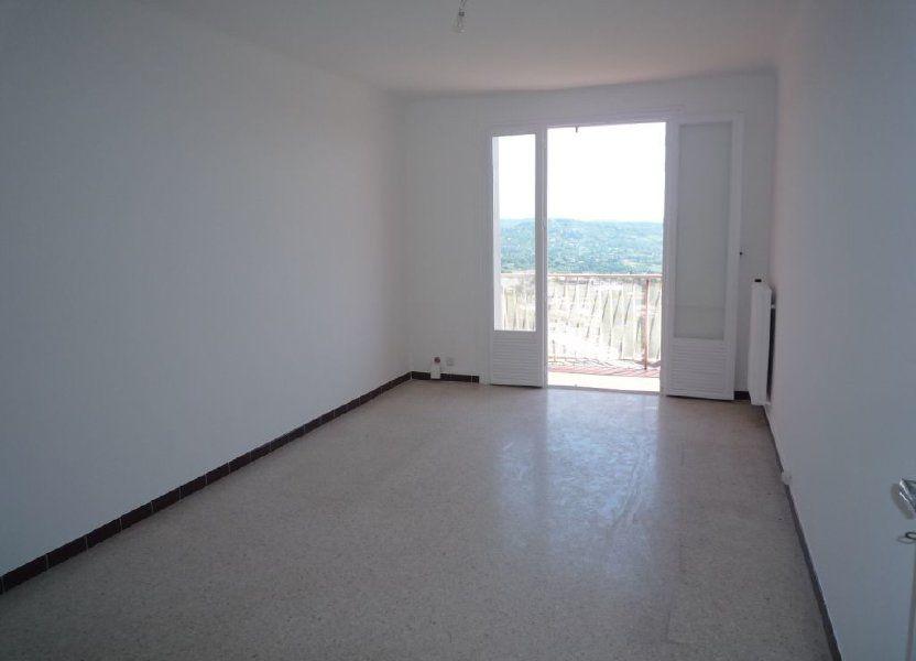 Appartement à louer 60.61m2 à Grasse