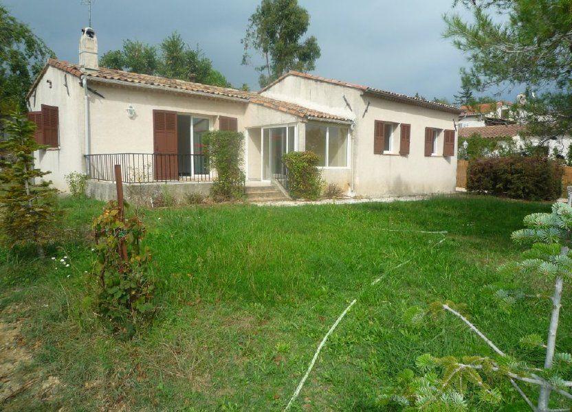 Maison à louer 88.3m2 à Grasse