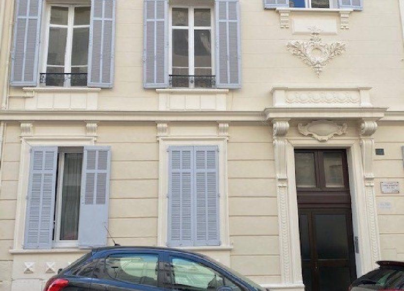 Appartement à louer 61.02m2 à Cannes