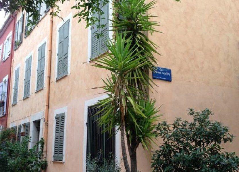 Appartement à louer 43.75m2 à Mouans-Sartoux
