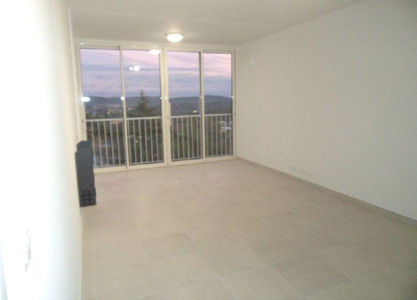 Appartement à louer 54.7m2 à Grasse