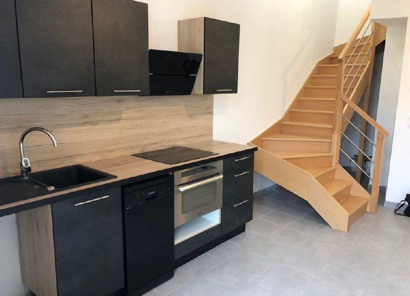 Appartement à louer 34.09m2 à Mougins
