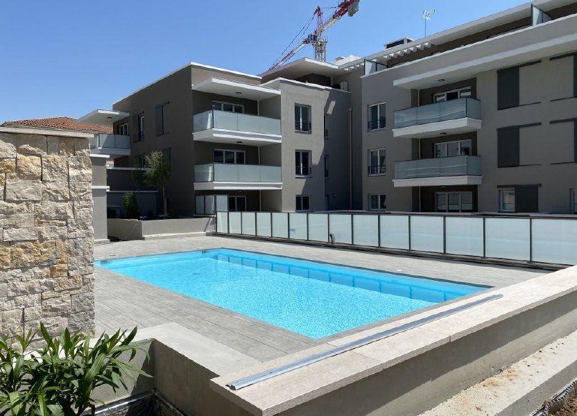 Appartement à louer 43.47m2 à Mougins