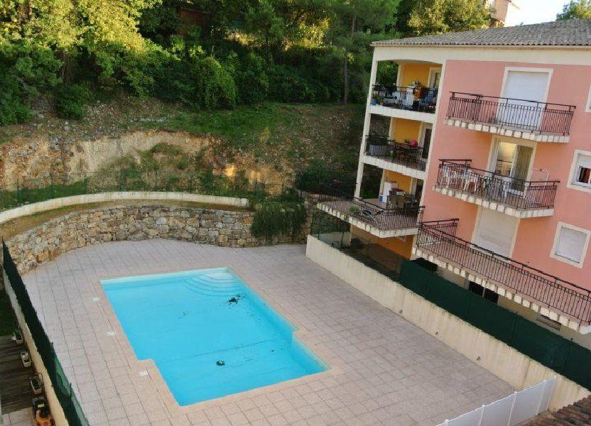 Appartement à louer 44m2 à Grasse