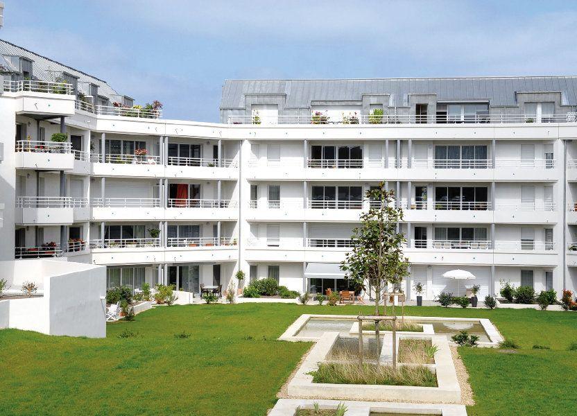 Appartement à vendre 74.78m2 à Vannes