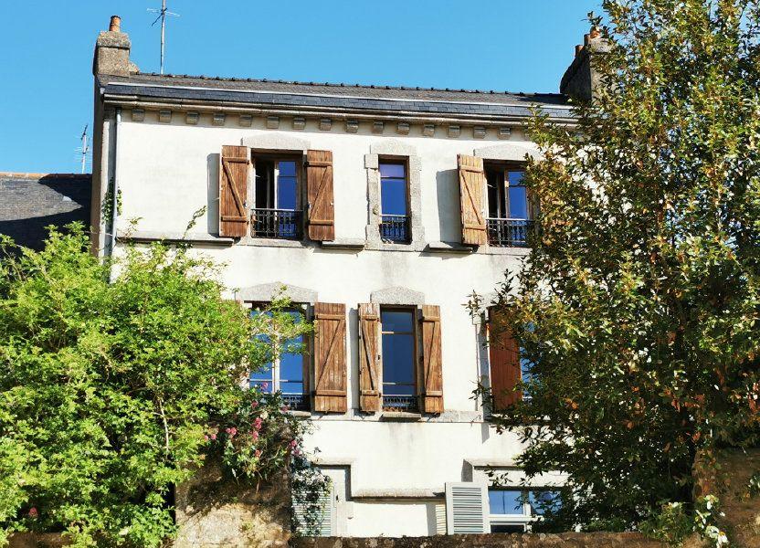 Appartement à vendre 65.5m2 à Vannes