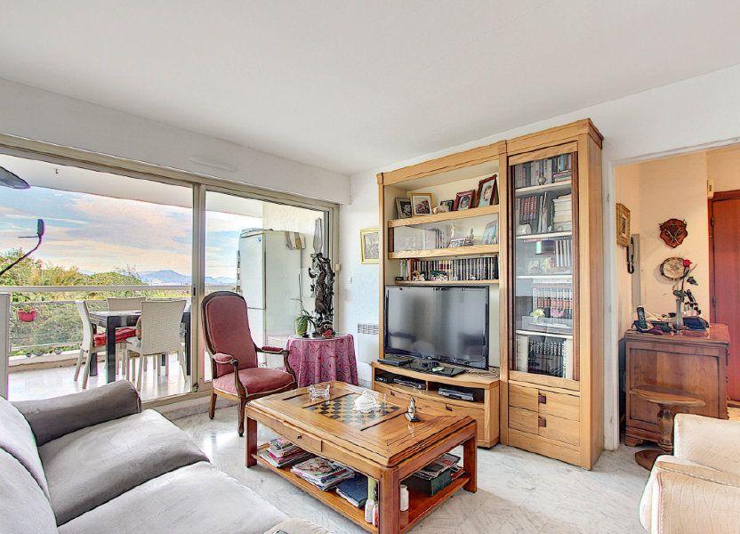 Appartement à vendre 77.05m2 à Antibes