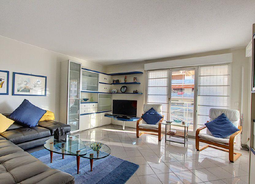 Appartement à vendre 85m2 à Juan-les-Pins - Antibes