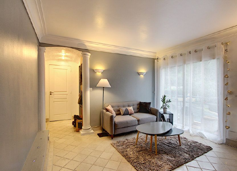 Appartement à vendre 35.8m2 à Antibes