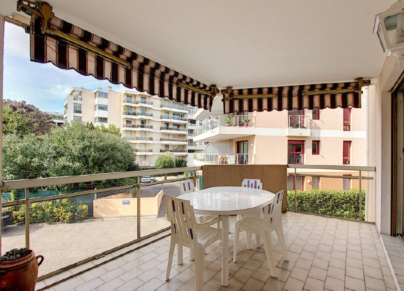 Appartement à vendre 49m2 à Juan-les-Pins - Antibes
