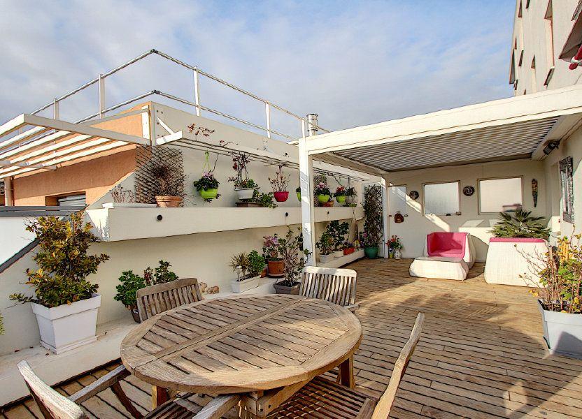 Appartement à vendre 83m2 à Juan-les-Pins - Antibes
