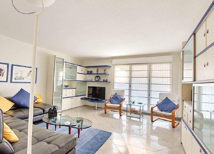 Appartement à vendre 53m2 à Juan-les-Pins - Antibes