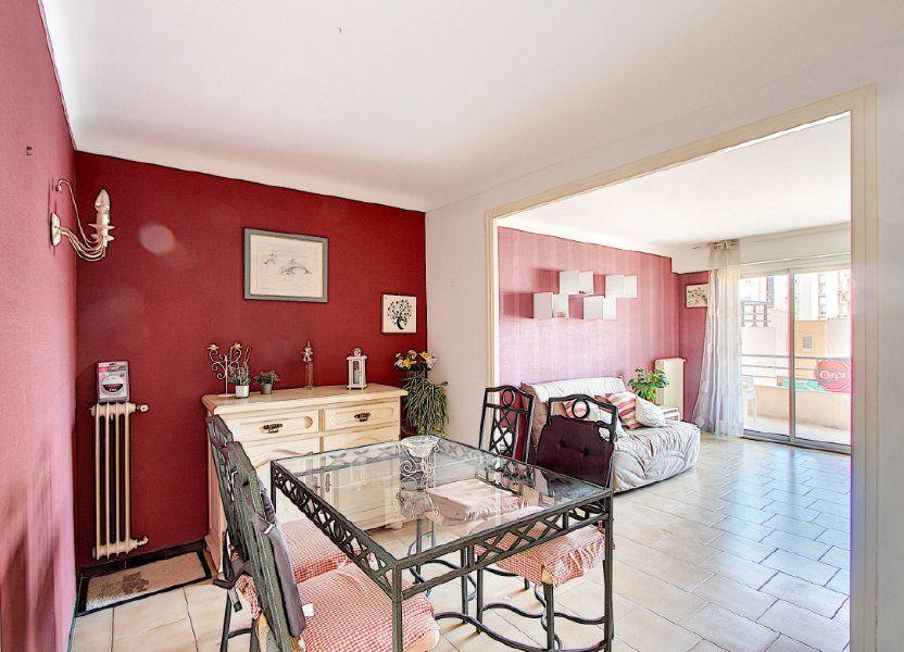 Appartement à vendre 54.21m2 à Antibes