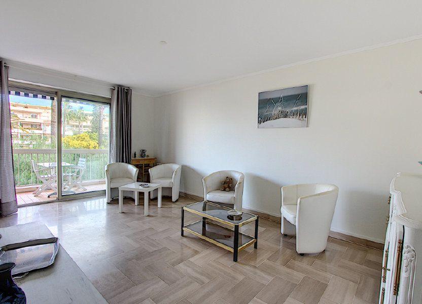 Appartement à vendre 73.77m2 à Juan-les-Pins - Antibes