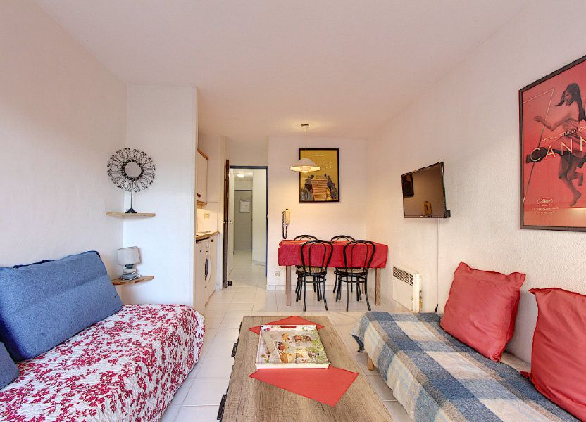Appartement à vendre 27m2 à Cannes