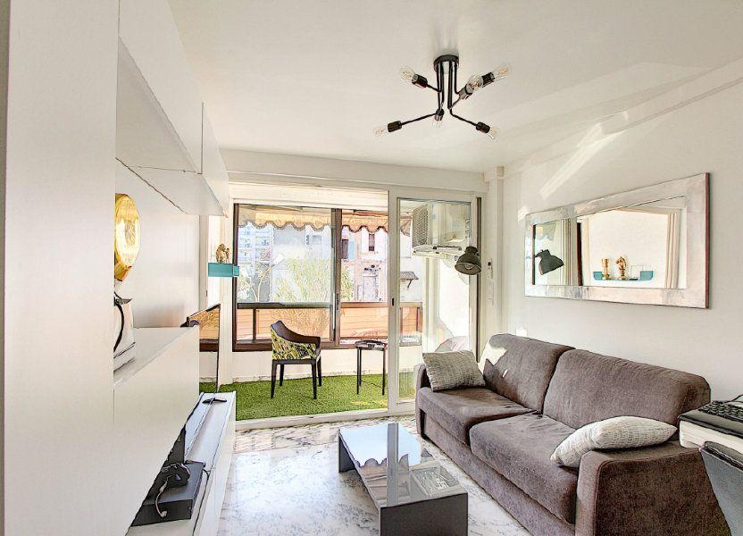 Appartement à vendre 31m2 à Juan-les-Pins - Antibes
