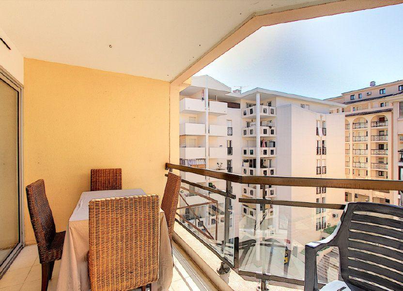 Appartement à vendre 37.81m2 à Cannes