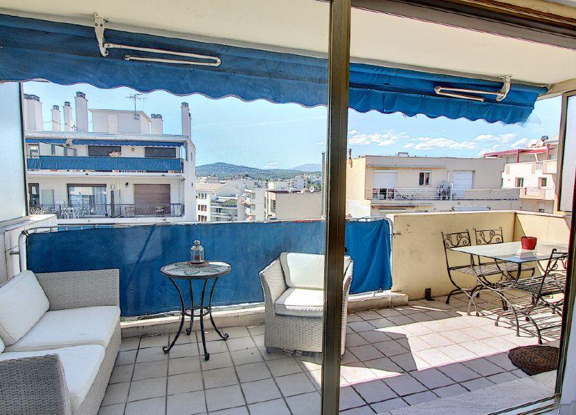 Appartement à vendre 62m2 à Juan-les-Pins - Antibes