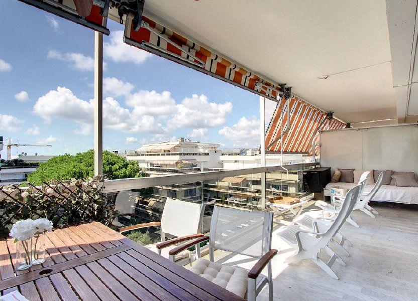 Appartement à vendre 81.68m2 à Juan-les-Pins - Antibes