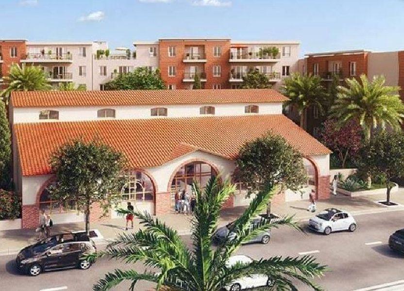 Appartement à louer 39.57m2 à Vallauris