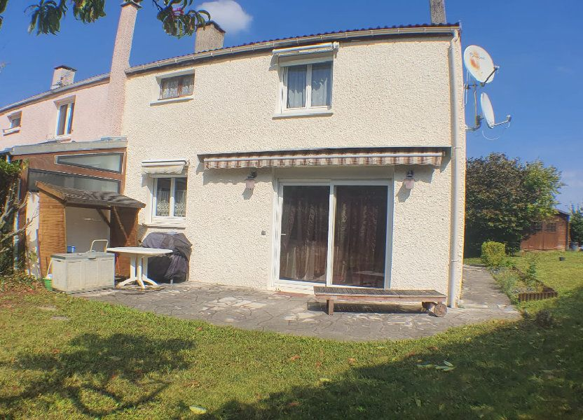 Maison à vendre 105.85m2 à Menucourt