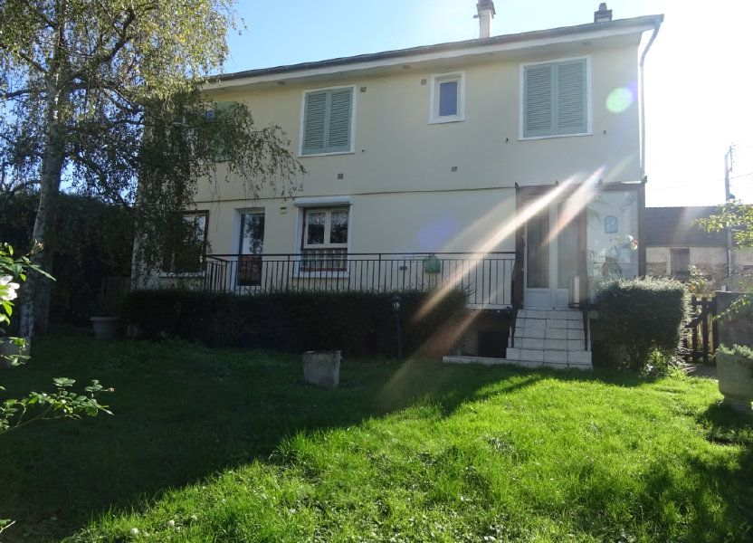 Maison à vendre 172m2 à Menucourt
