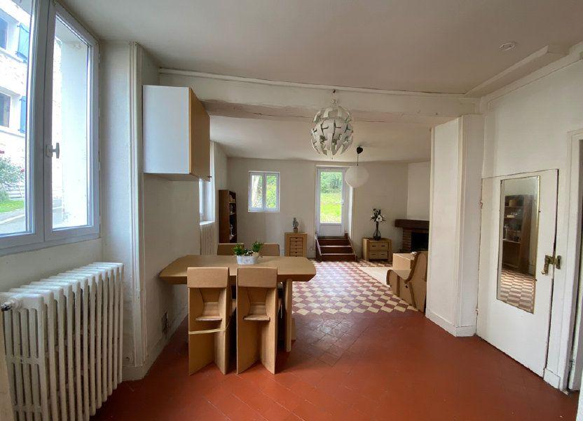 Maison à vendre 97.67m2 à Menucourt