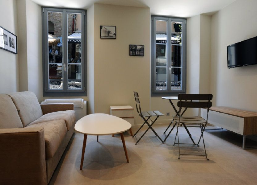 Appartement à vendre 18.62m2 à Biot