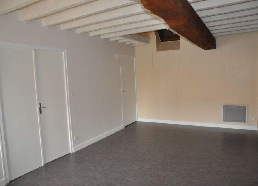 Appartement à louer 56m2 à Cosne-Cours-sur-Loire