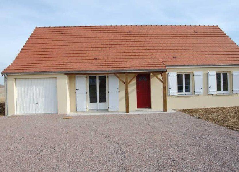 Maison à louer 94.2m2 à Verdigny