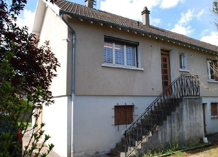 Maison à vendre 66m2 à Cosne-Cours-sur-Loire