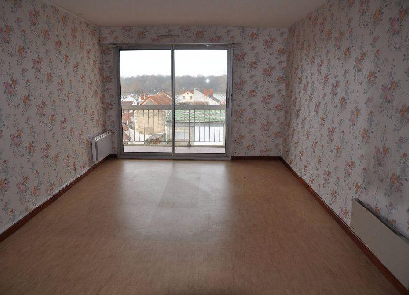 Appartement à louer 66m2 à Cosne-Cours-sur-Loire