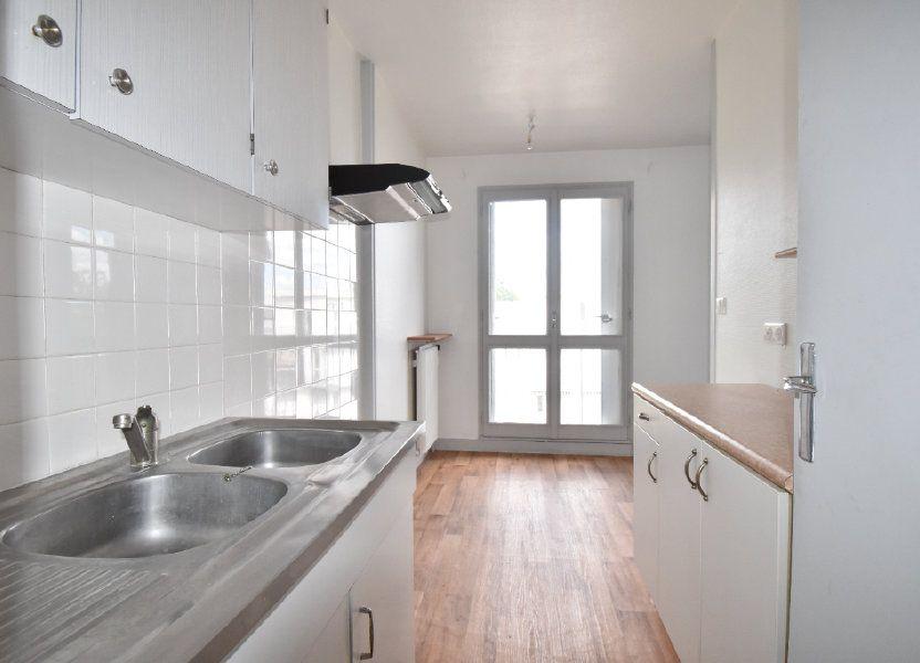 Appartement à louer 42m2 à Cosne-Cours-sur-Loire