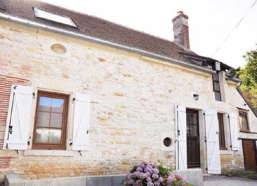 Maison à vendre 73m2 à Donzy