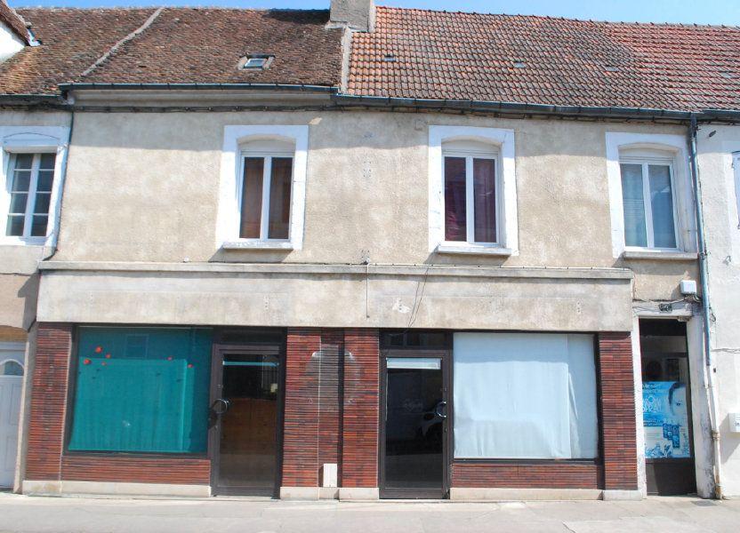 Immeuble à vendre 0m2 à Cosne-Cours-sur-Loire