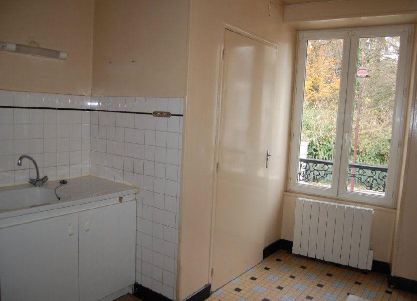Appartement à louer 24m2 à Saint-Satur